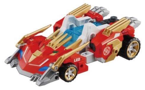 ガオグランナーレオ 玩具
