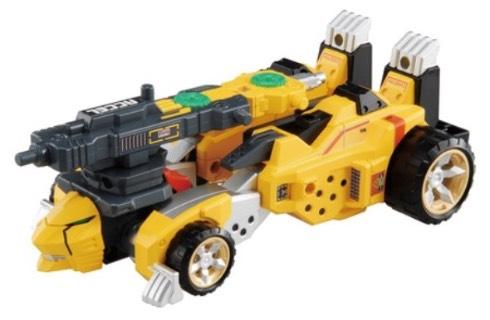 ガオグランナーチータ 玩具