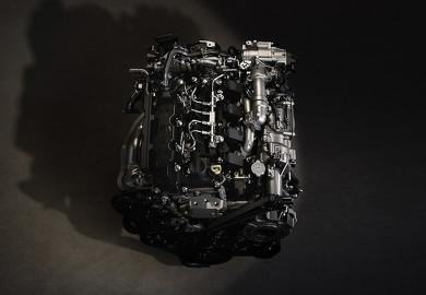 SKYACTIV-X 2.0エンジン