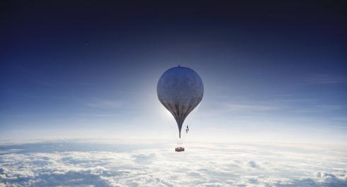 ご存知だろうか、もはや実写版ラピュタな映画「イントゥ・ザ・スカイ 気球で未来を変えたふたり」が公開中ということを!