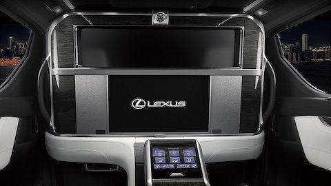 レクサス LM300h ミニバン トヨタ自動車