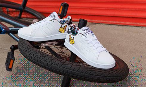 ポケモンの靴の写真