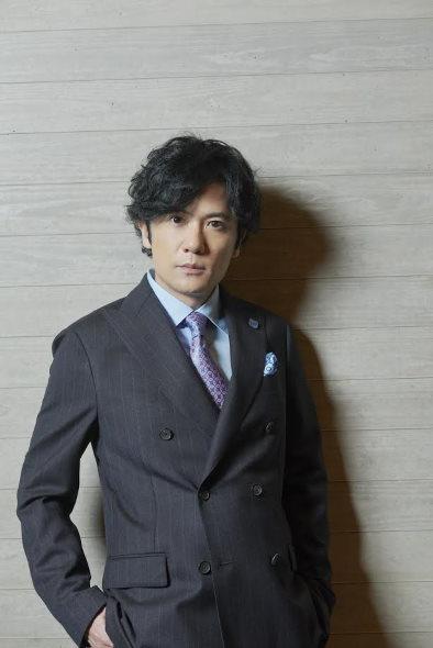 稲垣吾郎 スカーレット 青春家族 NHK 連続テレビ小説 大崎茂義