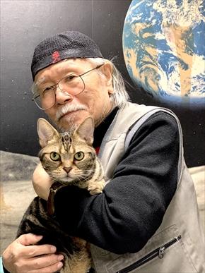 松本零士 緊急搬送 現在 イタリア 零時社 オフィシャルサイト ホームページ ミーくん ネコ