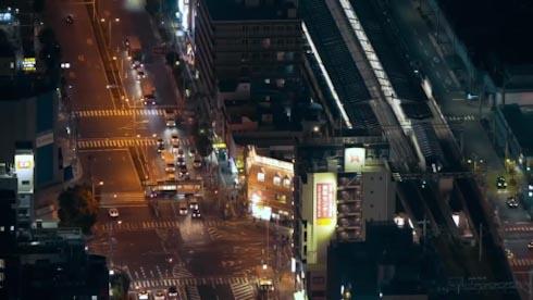 阪堺 電車 路面電車 大阪 レトロ ディープ 新世界 通天閣 恵美須町 昭和