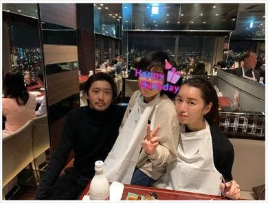 仁香 柴田翔平 息子 出産 手術 子宮内反症 ブログ