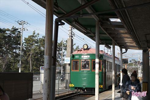 貸切電車 阪堺電車161形