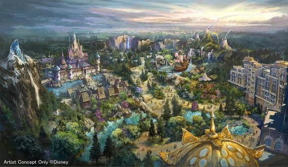 東京ディズニーシー新エリア開業延期