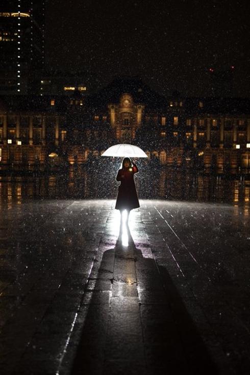 東京駅 カメラマン