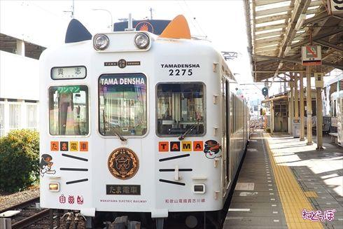 和歌山電鐵貴志川線たま電車