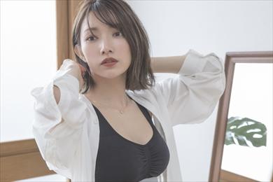 後藤真希 ゴマキ モーニング娘。 ナイトブラ NATURICH スタイル