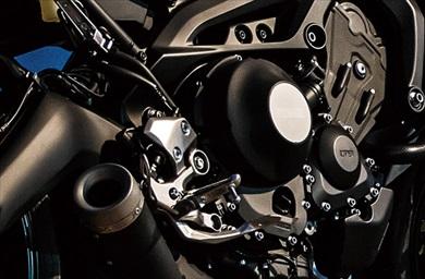 845cc4ストローク直列3気筒エンジンを搭載