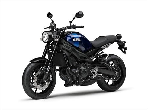 ヤマハ「XSR900 ABS」