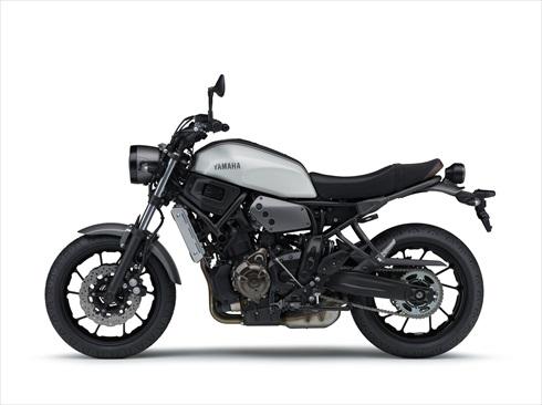 ヤマハ「XSR700 ABS」