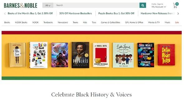 書店バーンズ・アンド・ノーブルが多様性企画と題して古典文学のカバーイラストを黒人に置き換え ネットでの批判を受け販売停止へ