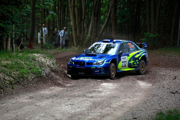 シルバーストーンオークション インプレッサ WRC