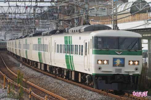 特急 ひらつか おだわら 湘南ライナー 踊り子 E257系 185系 通勤ライナー 格上げ