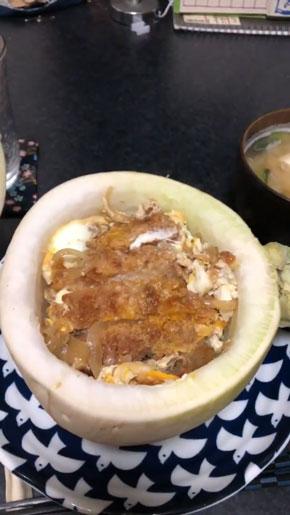 石器時代 カツ丼 ドラえもん のび太の日本誕生 秘密道具 畑のレストラン ダイコン 再現