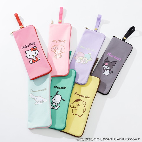 NICE CLAUP 2020 Sanrio characters Collection