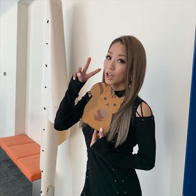 倖田來未 スッキリ 生放送 ハプニング 歌い直し Butterfly