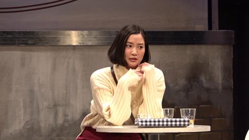 前島亜美 久保田秀敏 武子直輝 しゅはまはるみ バレンタイン・ブルー 舞台