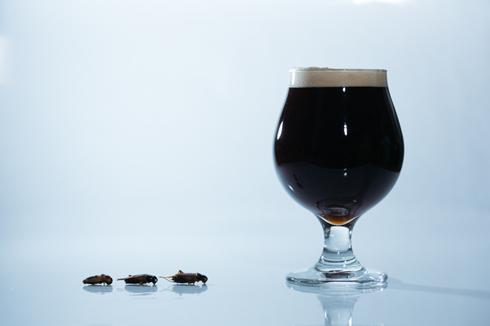 コオロギビール