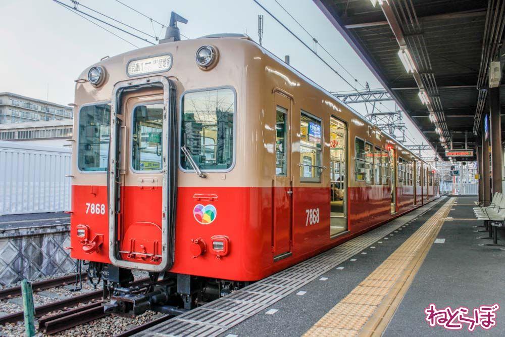 ついに引退「日常だった電車だけに寂しい」 阪神電車のレジェンド「赤胴車」の思い出に浸る