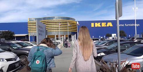 「バリで休暇中」→「実はIKEAで撮影しただけ」 YouTuberが渡航費0円のドッキリ企画