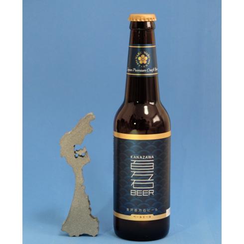 ビール瓶と石川県の栓抜き