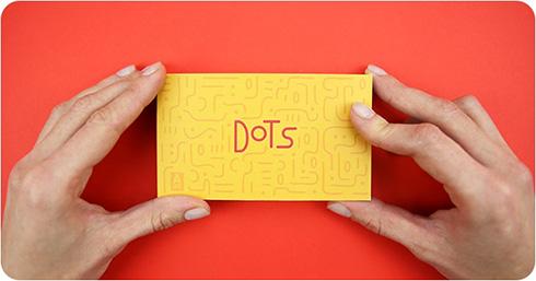 点を結ぶだけでパラパラ漫画が完成する「Dots & Lines」が登場 動く錯視図形が不思議