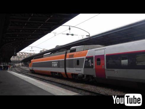 TGV 海外 鉄道 高速鉄道 新幹線 塗装 フランス ドイツ ICE