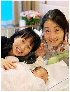 東尾理子 キンタロー。 ちびキンちゃん 第1子 出産 不妊治療 ブログ