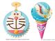 サーティワンアイスクリームの「春のドラえもん祭り!」 「アイスクリームどら焼き」やにっこり笑顔の「アイスケーキ」がおいしそう
