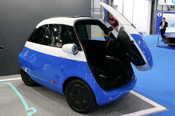 イセッタ EV 小型