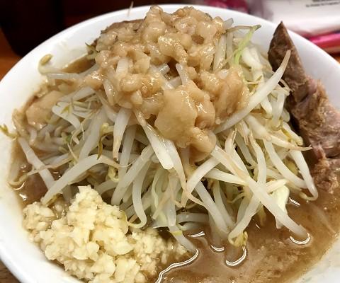 レンタル二郎食べる人