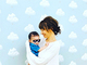 「こちらが親として育ててもらってるなぁ」  永夏子、息子がハーフバースデー迎え小池徹平と家族写真