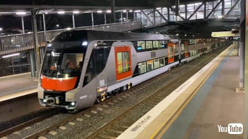 海外 鉄道 通勤 二階建て 塗装 御堂筋線 オーストラリア シドニー シドニートレインズ