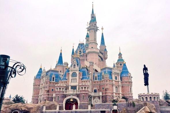 上海ディズニーリゾート 一部営業再開