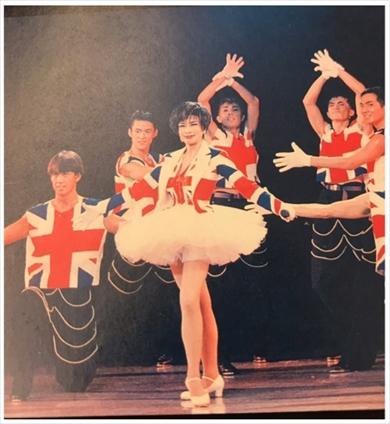 小柳ルミ子 30年前 ドレス スタイル 年齢 ブログ 昔