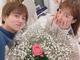 """辻希美、杉浦太陽から""""ホワイトホワイトデー""""のプレゼント 恒例の花束に「嬉しい 嬉しい 嬉しい」"""
