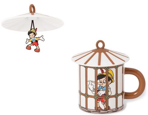 (Francfrancからピノキオのオリジナルデザインアイテムが登場)
