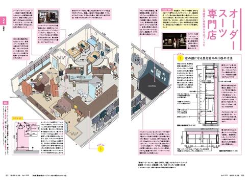 建築知識 イラスト 雑誌