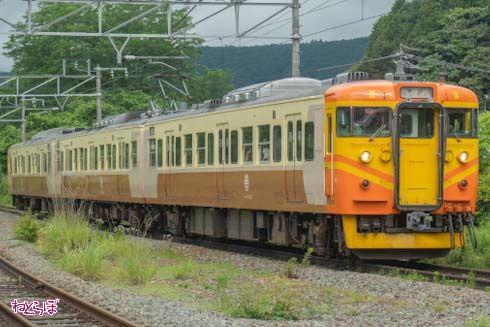 ダイヤ改正 185系 115系 国鉄型 JR東日本 しなの鉄道 踊り子 軽井沢リゾート