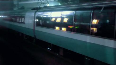 鉄道 動画 Twitter スーパービュー踊り子 251系 ダイヤ改正 サンライズ 出雲 瀬戸