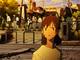 湯浅政明監督のアニメ「日本沈没2020」、14歳の少女が主人公に 炎に包まれる街など場面写真も公開