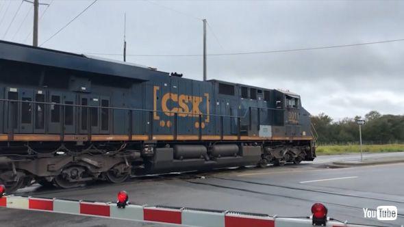 海外 鉄道 アメリカ ダイヤモンドクロッシング とさでん 名鉄 伊予鉄道 アムトラック 貨物 踏切