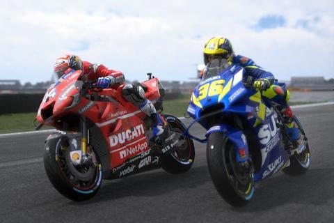 MotoGP バーチャルレース 新型コロナ