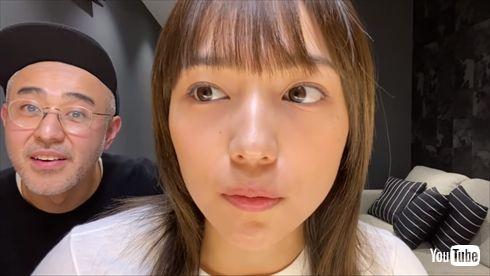川口春奈 メイク YouTube 動画 すっぴん 高取篤史 ヘアメイク