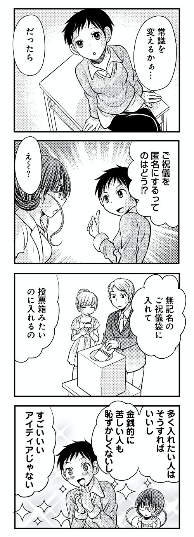 アスクミ先生 結婚式 マナー