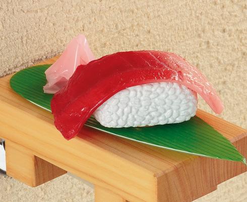 寿司蛇口、シャリがよく見える方向からの写真